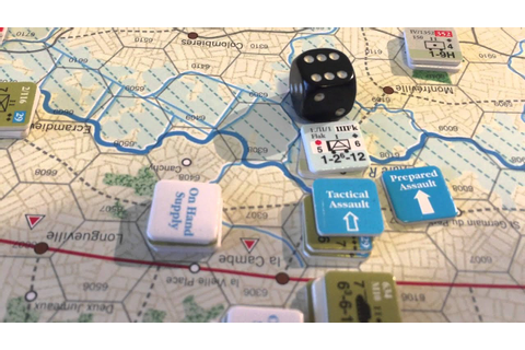 Atlantic Wall by Decision Games- Air Support Fire Support ...