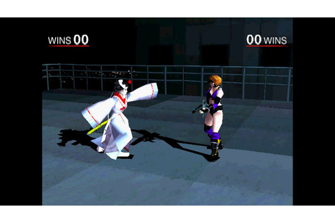 Bushido Blade 2 [PS1] - play as the Priestess! (final boss ...