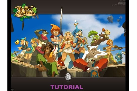 {EN} Dofus Tutorial: 1-200 Visual Leveling Guide - YouTube
