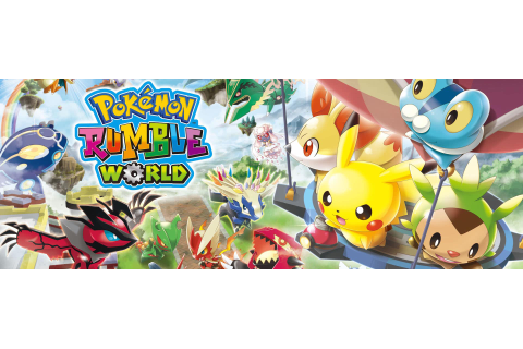 Pokémon Rumble World Review - 3DS - Nintendo Insider