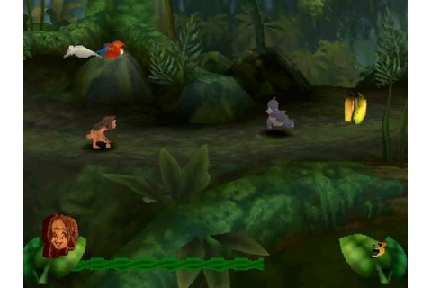 Disney's Tarzan Download Game | GameFabrique