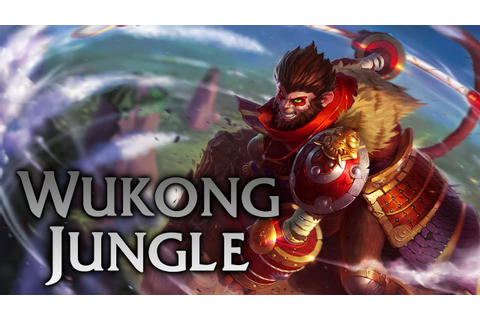League of Legends | Ranked Wukong Jungle - Full Game ...