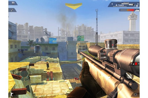 Modern Combat 2: Black Pegasus HD by Gameloft