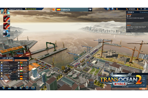 TransOcean 2: Rivals [Steam CD Key] for PC and Mac - Buy now