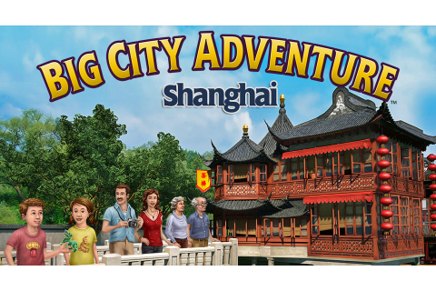 games: Big City Adventure: Shanghai