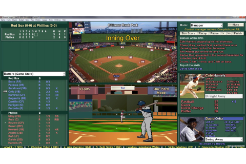 baseball mogul diamond new features in baseball mogul diamond ...
