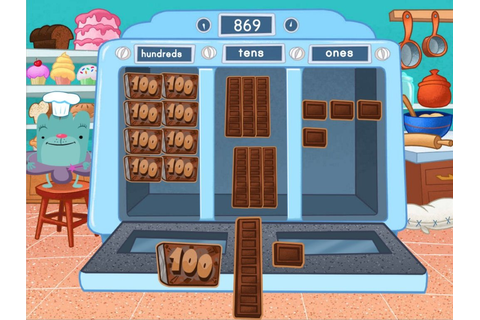 3-Digit Place Value Machine Game | Game | Education.com