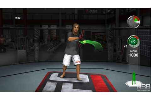 UFC Personal Trainer - Wii | NoSoloBits