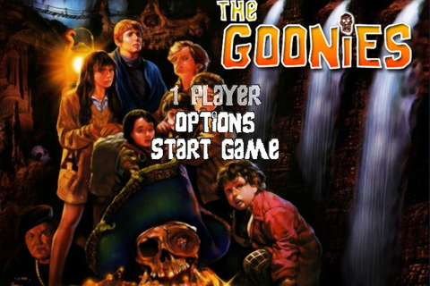 Fans update The Goonies' original PC game for Windows and ...