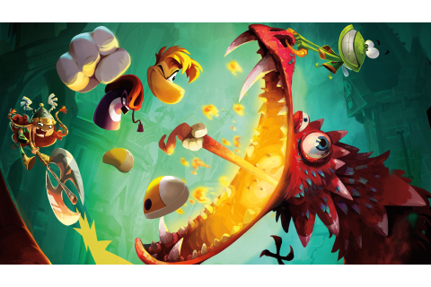 Rayman Legends Definitive Edition HD Wallpapers - Read ...
