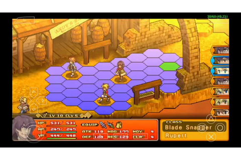 PPSSPP Emulator 0.9.8 for Android | Wild Arms XF [720p HD ...