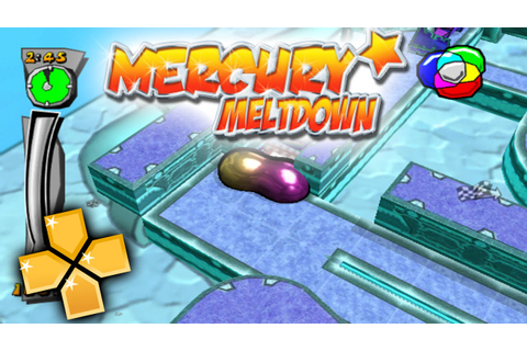 Mercury Meltdown PPSSPP Gameplay Full HD / 60FPS - YouTube