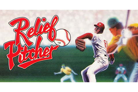 Relief Pitcher | Video Games | Baseball Life