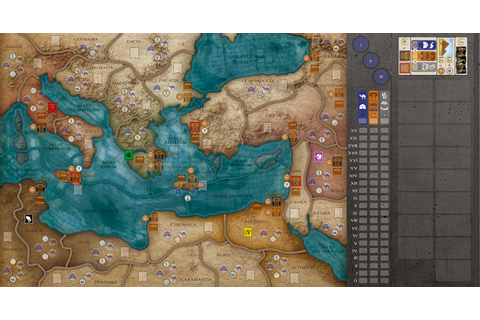 Mare Nostrum Empires | Queen of Games de beste, leukste ...