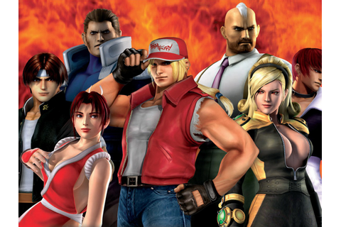 King of Fighters Maximum Impact 2 Wallpapers | HD ...