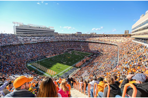 Tennessee Football: Vols Schedule Football Series With BYU ...
