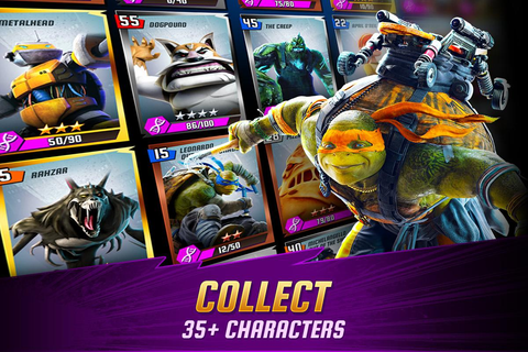 Ninja Turtles-Legends APK Free Download