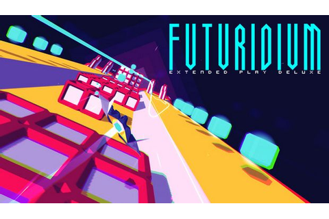 Futuridium EP Deluxe Free Download (v1.1) « IGGGAMES