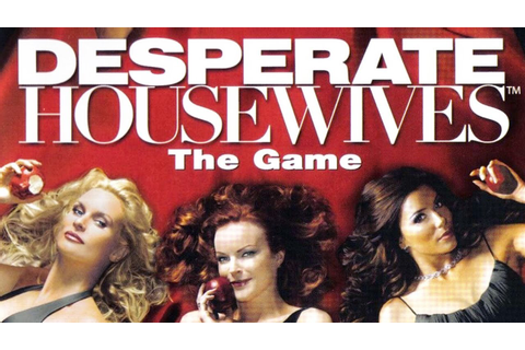 Blackmail!! - Desperate Housewives #4 (The Game) - YouTube