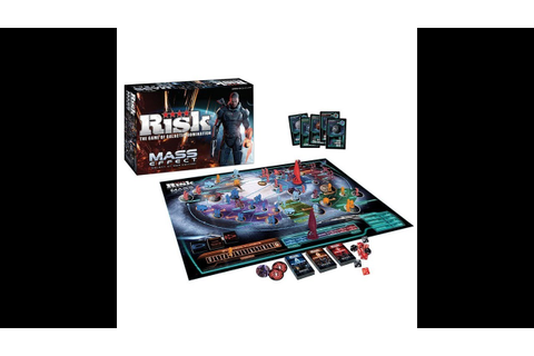 N7 Day - Risk: Mass Effect Galaxy At War Edition - YouTube