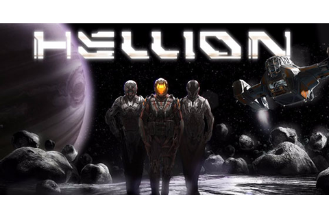 "Zero Gravity unveils their new game ""Hellion"" - TGG"