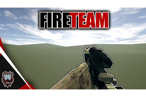Fireteam Remastered - New Tactical Shooter! | I Love This ...