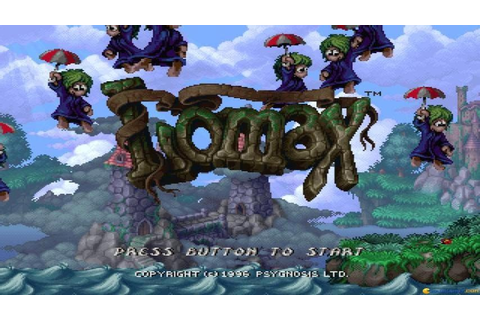 Adventures of Lomax gameplay (PC Game, 1996) - YouTube