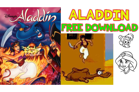 Aladdin Free Game Download PC HD - YouTube