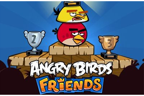 Angry Birds Friends iPhone game - free. Download ipa for ...