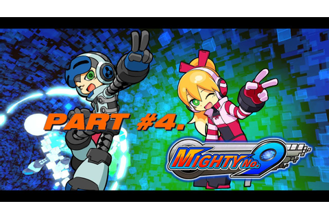 Mighty No. 9 Walkthrough Part 4 Full Game – PS4 Gameplay ...