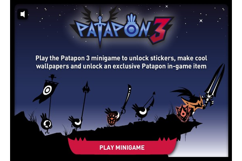 Patapon 3 Hacked (Cheats) - Hacked Free Games