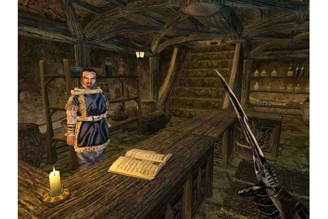 The Elder Scrolls III Morrowind Game ~ PCGamesMACOS