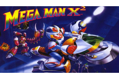 Mega Man X2 Walkthrough Longplay 100% HD Zero Saved - YouTube