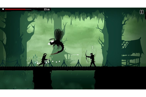 Indie Game 'Dark Lands' is a Mix Between Infinity Runner ...