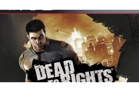 Dead To Rights Retribution USA JB PS3 ISO - Free Download ...