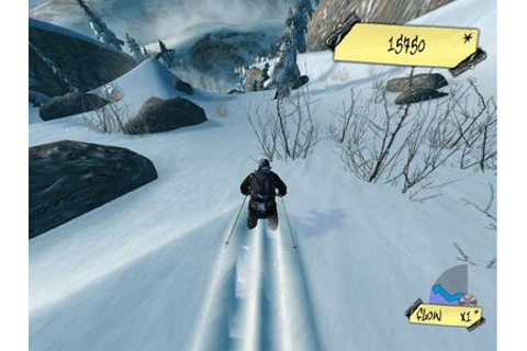 SNOW: freeride/freestyle skiing game - Ski Gabber ...