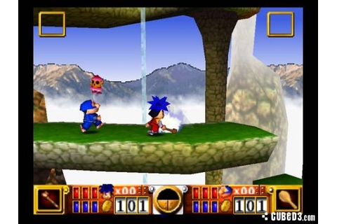 Mystical Ninja 2 Starring Goemon (Nintendo 64) Review ...