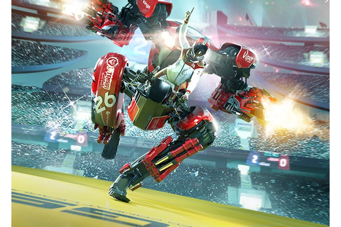 Rigs Mechanized Combat League Launches For PlayStation VR ...