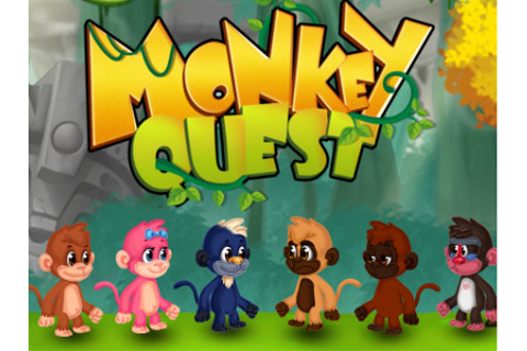Monkey Quest - online game | GameFlare.com