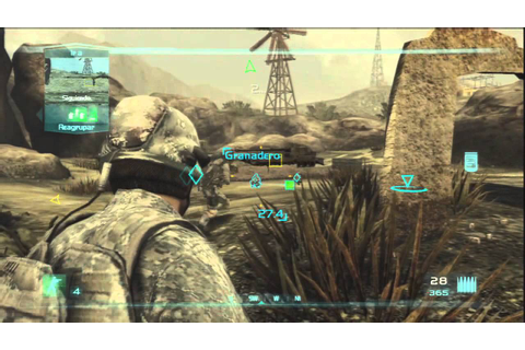 Tom Clancys Ghost Recon Advanced Warfighter 2 ...
