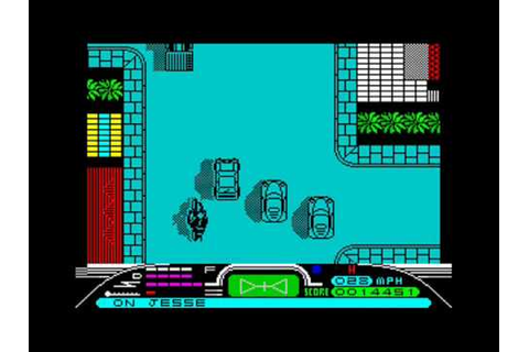 Street Hawk - ZX Spectrum 1986 - YouTube