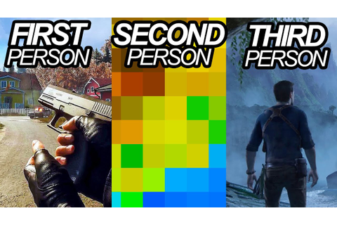 "This Is What a ""Second-Person"" Video Game Would Look Like ..."