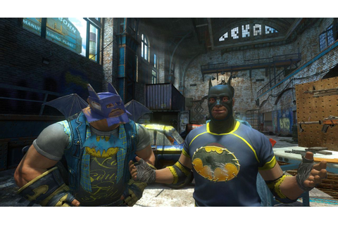 Gotham City Impostors Free MMO Shooter Game ...