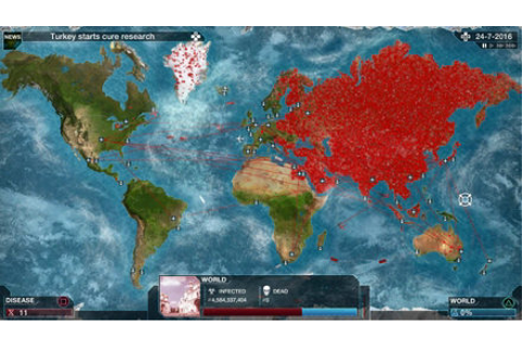 Plague Inc: Evolved Game | PS4 - PlayStation