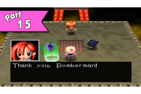 Bomberman 64: The Second Attack 100% walkthrough (w ...