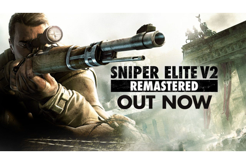 Sniper Elite V2 Remastered PC Game Free Download Full ...