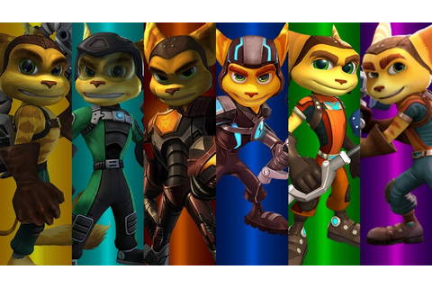 Ratchet & Clank, Ranked