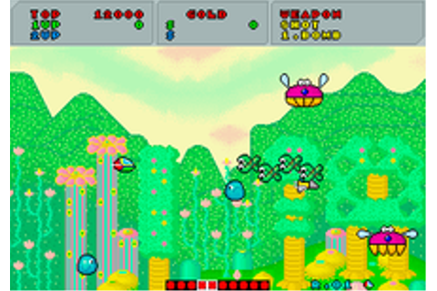 Fantasy Zone - Wikipedia, the free encyclopedia