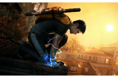 Infamous 2 version for PC - GamesKnit