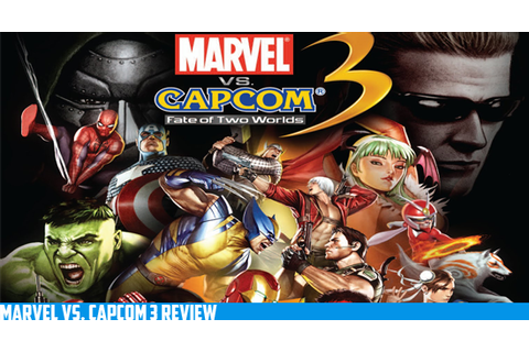 Three Cheers for Media Games: Marvel Vs. Capcom 3: Fate of ...